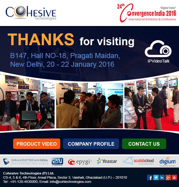 Convergence India 2016